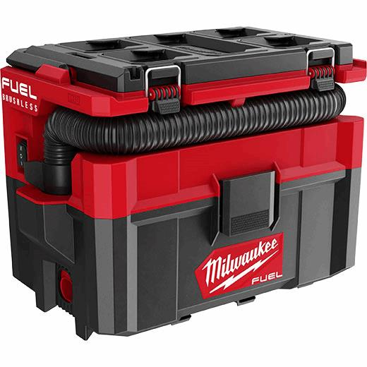 M18 FUEL™ PACKOUT™ 2.5 Gallon Wet/Dry Vacuum