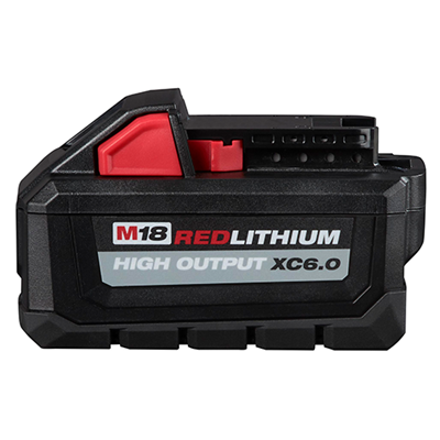 M18 REDLITHIUM™ HIGH OUTPUT™ XC6.0 Battery Pack