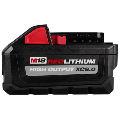 M18™ REDLITHIUM HIGH OUTPUT™ XC8.0 Battery